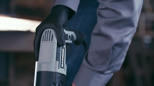 MAXIMUM Rotary Hammer Drill, 5/8-in - image 6 from the video