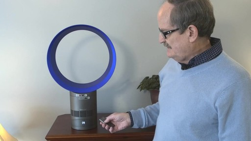 Dyson Cool™ Desk Fan - Jim's Testimonial - image 10 from the video
