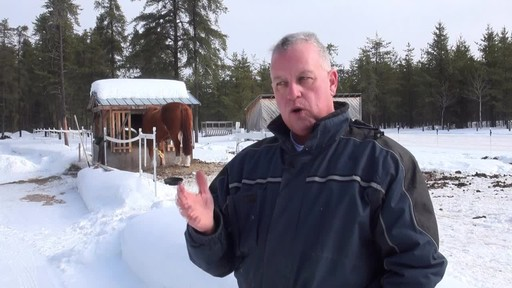 Ugly Stik Ice Fishing Ultra Light - Roger's Testimonial - image 9 from the video