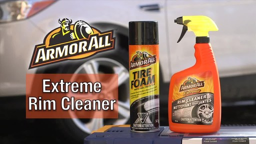 Armor All Rim Cleaner - image 1 from the video