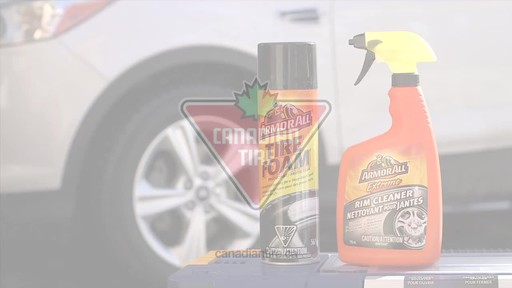Armor All Rim Cleaner - image 10 from the video