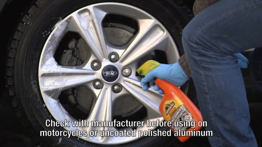Armor All Rim Cleaner - image 3 from the video