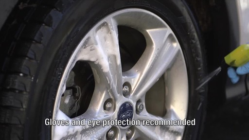 Armor All Rim Cleaner - image 4 from the video