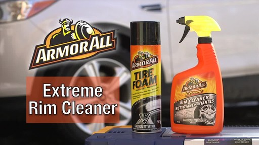Armor All Rim Cleaner - image 9 from the video