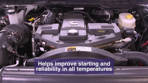 Royal Purple Max-Tane™ Diesel Fuel Injection Cleaner & Cetane Booster - image 8 from the video