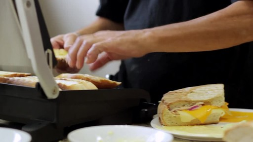 Breville Panini Maker - Dan's Testimonial - image 1 from the video