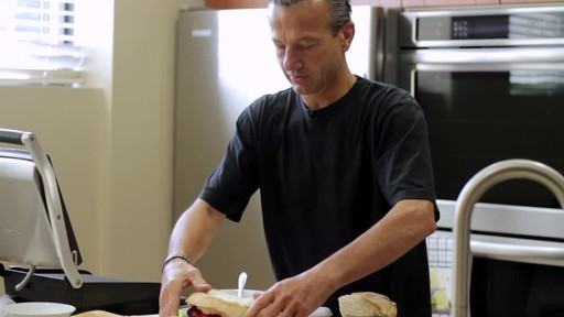 Breville Panini Maker - Dan's Testimonial - image 3 from the video