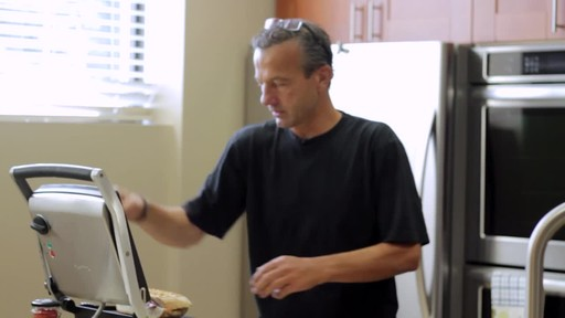 Breville Panini Maker - Dan's Testimonial - image 6 from the video