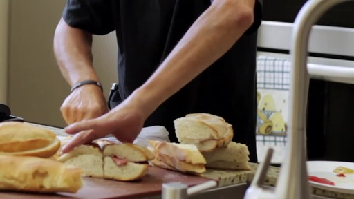 Breville Panini Maker - Dan's Testimonial - image 7 from the video