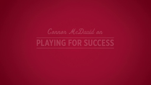 Connor McDavid on Playing For Success - image 1 from the video
