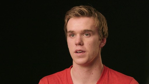 Connor McDavid on Playing For Success - image 10 from the video