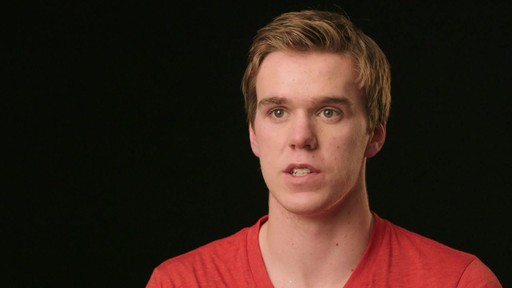 Connor McDavid on Playing For Success - image 2 from the video