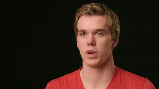 Connor McDavid on Playing For Success - image 3 from the video