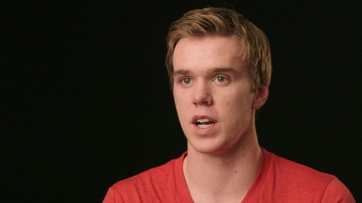 Connor McDavid on Playing For Success - image 4 from the video