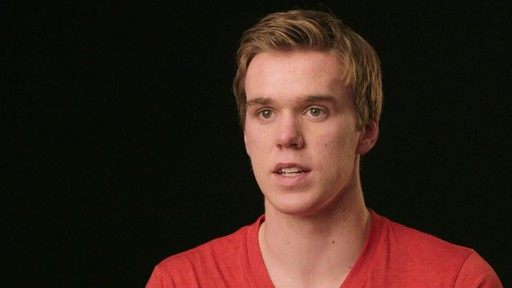 Connor McDavid on Playing For Success - image 6 from the video