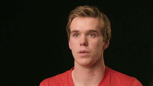 Connor McDavid on Playing For Success - image 9 from the video