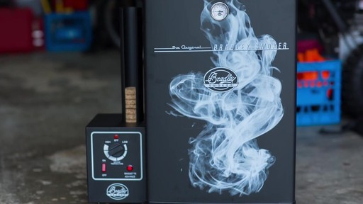 Bradley Electric Smoker - Martin's Testimonial - image 1 from the video