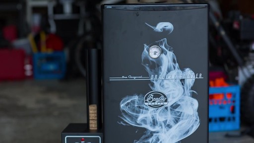 Bradley Electric Smoker - Martin's Testimonial - image 2 from the video