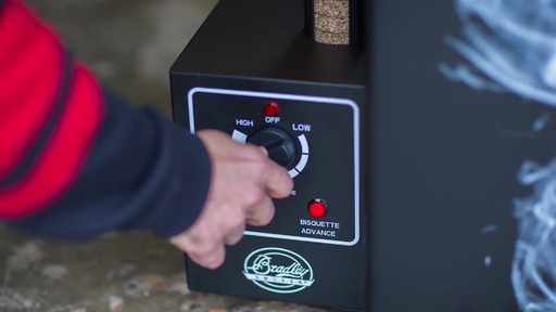 Bradley Electric Smoker - Martin's Testimonial - image 7 from the video