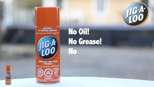 Jig-a-Loo Lubricant - image 3 from the video