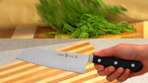 Henckels Classic Forged 14 piece Elite knife set - image 7 from the video