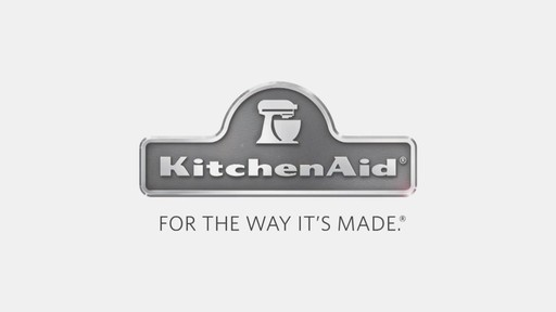 KitchenAid Gourmet Specialty Attachments, 3-Pk - image 1 from the video