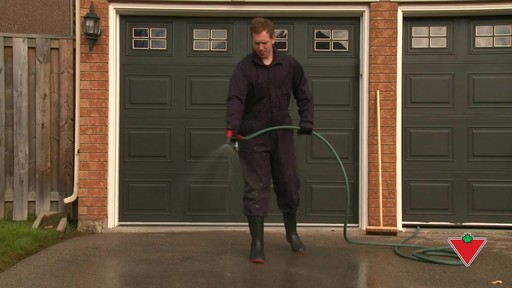 How to Apply Driveway Sealer - image 5 from the video