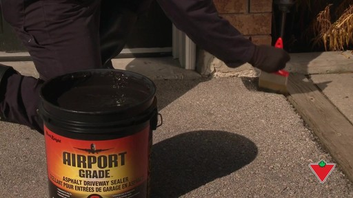 How to Apply Driveway Sealer - image 6 from the video