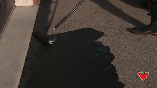 How to Apply Driveway Sealer - image 7 from the video