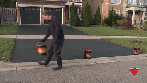 How to Apply Driveway Sealer - image 9 from the video