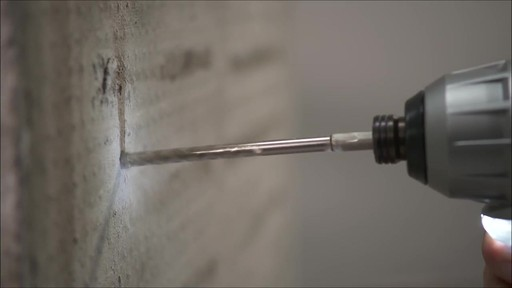 Mastercraft Maximum 12V Dual Touch Impact Drill - image 3 from the video