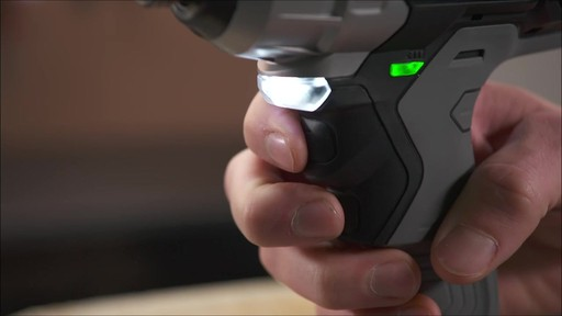 Mastercraft Maximum 12V Dual Touch Impact Drill - image 5 from the video