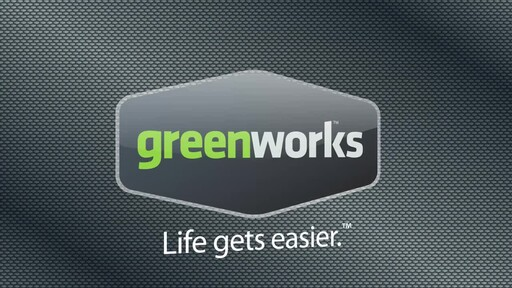 Greenworks 40V Brushless Snowthrower - image 10 from the video
