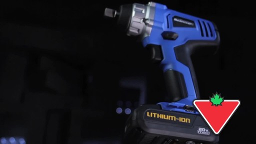 Mastercraft 20V Max Lithium-Ion Cordless Circular Saw - image 2 from the video