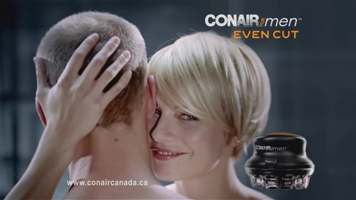 Conair Even Cut Hair Cut Kit - image 10 from the video