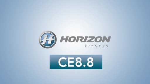 Horizon CE8.8 Elliptical - image 10 from the video