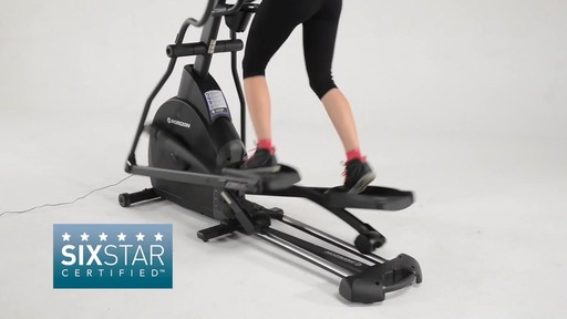 Horizon CE8.8 Elliptical - image 8 from the video