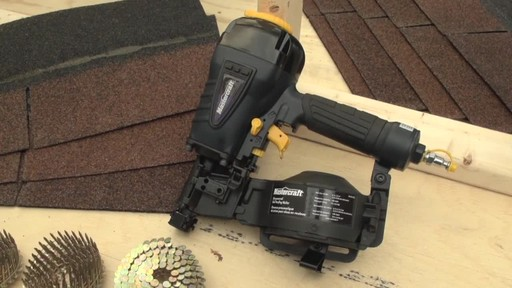 Roofing Air Nailers User Guide - image 1 from the video
