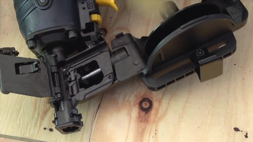 Roofing Air Nailers User Guide - image 10 from the video