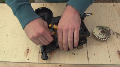 Roofing Air Nailers User Guide - image 3 from the video