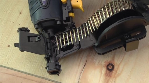 Roofing Air Nailers User Guide - image 7 from the video
