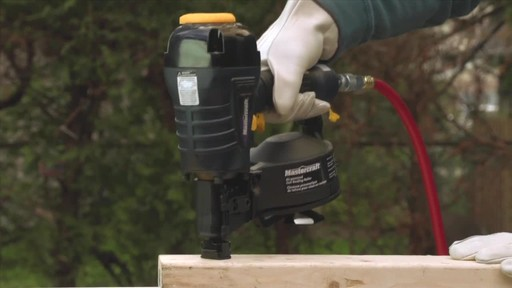 Roofing Air Nailers User Guide - image 8 from the video