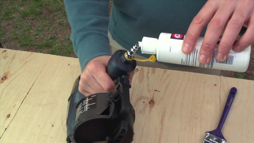 Roofing Air Nailers User Guide - image 9 from the video
