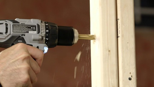 MAXIMUM Lithium Drill and Impact Driver - image 4 from the video