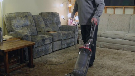 Dyson DC33 Multi Floor Upright Vacuum - Brian's Testimonial - image 3 from the video