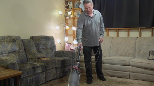 Dyson DC33 Multi Floor Upright Vacuum - Brian's Testimonial - image 5 from the video
