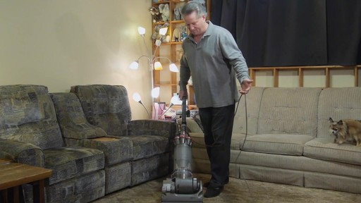 Dyson DC33 Multi Floor Upright Vacuum - Brian's Testimonial - image 7 from the video