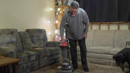 Dyson DC33 Multi Floor Upright Vacuum - Brian's Testimonial - image 8 from the video