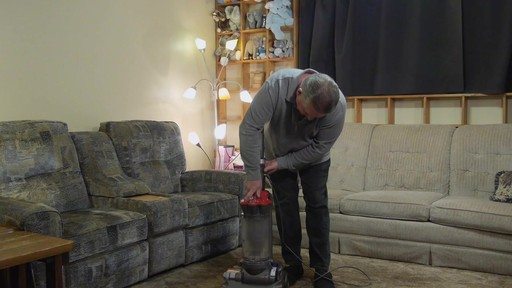 Dyson DC33 Multi Floor Upright Vacuum - Brian's Testimonial - image 9 from the video