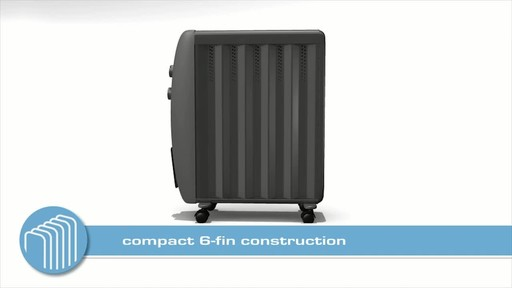 Bionaire Oil Free Heater 187 English Canadian Tire